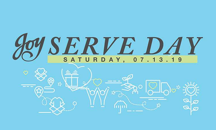 Joy Serve Day