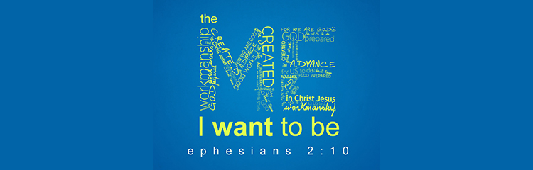 The Me I Want to Be - 11:00 Sunday - 5-week study