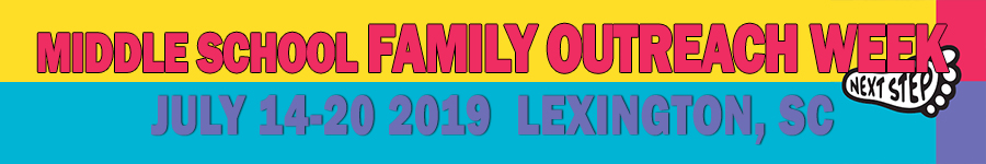 Middle School Family Outreach Week